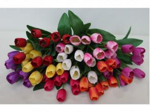 Букет тюльпанов 45 см