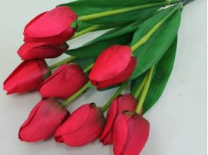 Букет тюльпанов 48 см