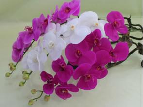 Орхидея силиконовая 100 см
